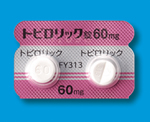 トピロリック錠60mg